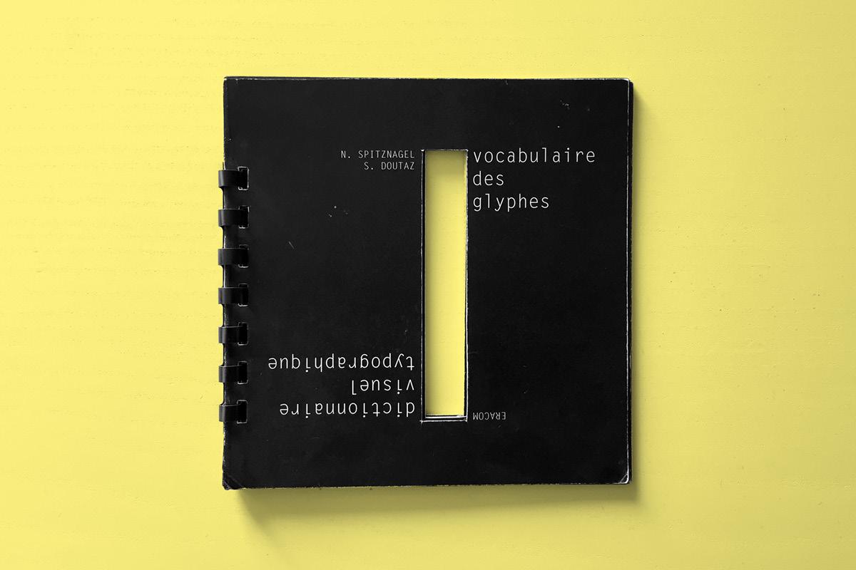 Livre des glyphes cover